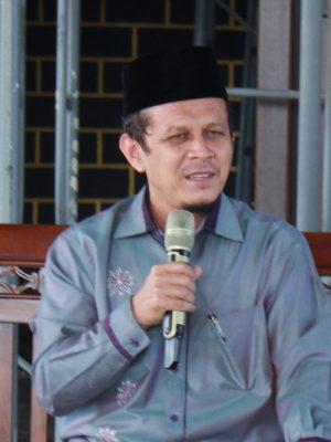 Tgk. H. Fakhruddin Lahmuddin: Antara Dakwah dan Sepak bola