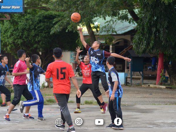 Extrakurikuler Bola Basket