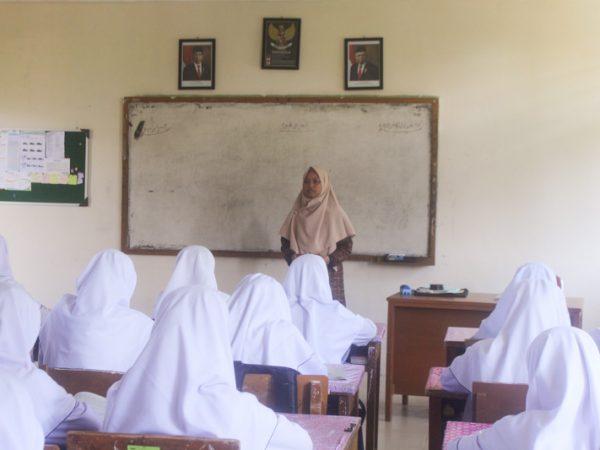 Prakter Mengajar kelas 6 2021